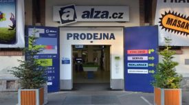 Alza showroom Holešovice