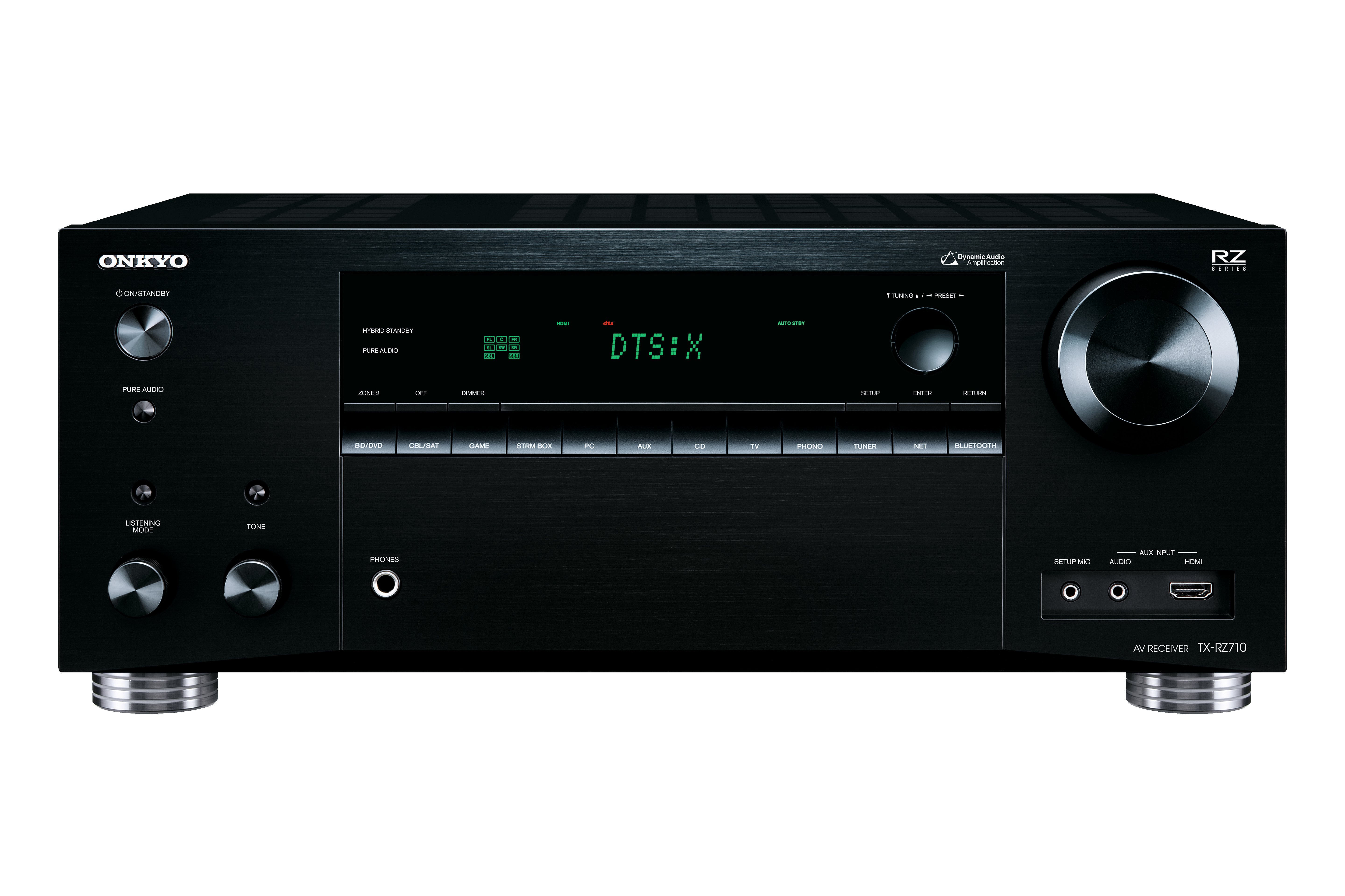 homepage gt products gt onkyo tx rz710